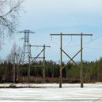 В Карелии в период паводка в зоне повышенного риска находятся 68 электросетевых объектов