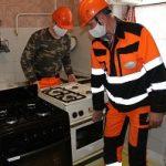 Екатеринбурггаз подарил ветерану Великой Отечественной бесплатное подключение плиты