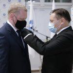 Генеральный директор «АЭМ-технологии» Игорь Котов награждён высшим знаком отличия «Росатома»
