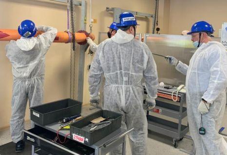 Фабрике процессов Нововоронежский «Атомэнергоремонт»