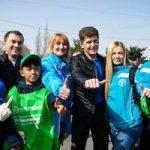 «Восточный Порт» провёл во Врангеле масштабную экологическую акцию