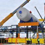«Волгограднефтемаш» поставил 600 тонн оборудования на Омский завод смазочных материалов