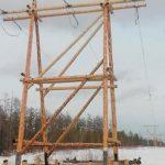 «Якутскэнерго» завершило первый этап ремонта системообразующей ЛЭП «Майя – Табага»