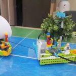 Самарские пятиклассники собрали робота и поехали на соревнования мирового уровня