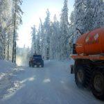 Компания «Газпром недра» подвела итоги зимнего завоза на удаленные месторождения