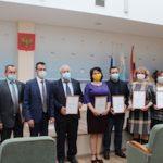 «Курскатомэнергоремонт» победил в городском конкурсе на лучшее состояние условий и охраны труда