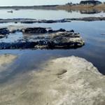 Коррозия металла привела к новому масштабному разливу нефти в Арктике