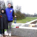 В Кингисепп доставлена частица Вечного огня с Пискаревского мемориала