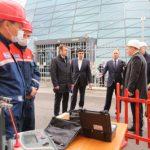 Энергетики Санкт-Петербурга провели финальные учения перед чемпионатом Европы по футболу
