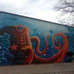 Феодосийская подстанция ГУП РК «Крымэнерго» – теперь еще и привлекательный арт-объект