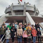 Курскэнерго организовало поездку детей работников предприятия по местам боевой славы