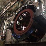 «Элсиб» отгрузил второй гидрогенератор для Иркутской ГЭС