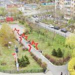 Компания «Восточный Порт» украсила Врангель к 76-летию Великой Победы