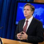 """Блинкен напомнил главе МИД Германии, что США выступают против """"Северного потока-2"""""""