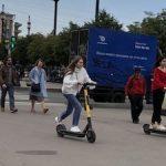 В России ограничат скорость электросамокатов
