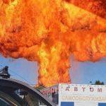 В Новосибирске арестовали директора АЗС, где произошел пожар
