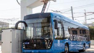 Электробусы КАМАЗ