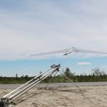 «РН-Пурнефтегаз» использует беспилотный комплекс для контроля уровня парниковых газов