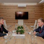 Игорь Маковский и Борис Сокол обсудили обеспечение энергетической инфраструктурой для развития предприятия «Щекиноазот»