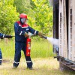 В Липецкэнерго проверили противопожарное состояние структурных подразделений