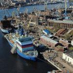 Балтийский завод внедрит технологию крупноблочного строительства судов в сухом доке