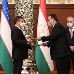 Узбекистан и Таджикистан договорились о строительстве гидроэлектростанций в бассейне реки Зарафшан