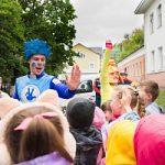 В День защиты детей сотрудники Белгородэнерго организовали урок-праздник по электробезопасности