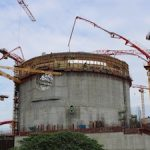 На втором блоке АЭС «Руппур» забетонирован четвертый ярус внутренней защитной оболочки