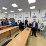 """""""Россети Ленэнерго"""" обучают работе на электросетевом оборудовании нового поколения"""
