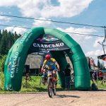 Сотрудник Запорожской АЭС Алексей Кожадей занял 4 место на горном марафоне Sarmatian Race