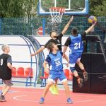 На новом баскетбольном стадионе Белоярской АЭС прошел первый турнир