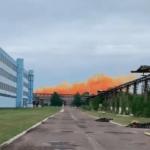 На украинском химпредприятии «Ровноазот» 20 июля прогремел взрыв