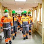 Восемь белорусских студентов прошли практику на Нововоронежской АЭС