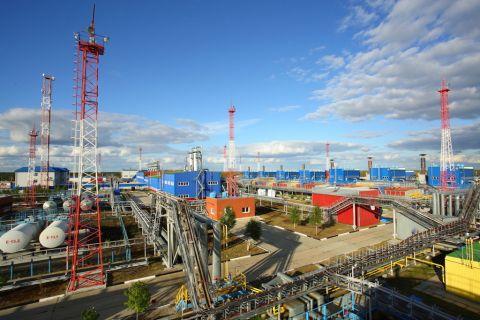 Вынгаяхинский газовой промысел