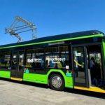 На маршрутах Сочи опробуют первый белорусский электробус