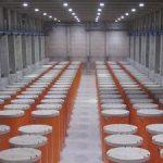 Игналинская АЭС поместила в хранилище 180 контейнеров с отработавшим ядерным топливом