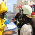 На Белорусской АЭС потушили условный пожар