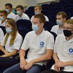 Участникам студенческих трудовых отрядов презентовали «Современную концепцию управления компонентами интеллектуальной энергетической системы»