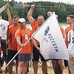 Команда «Россети Центр Тверьэнерго» вошла в пятерку финалистов на соревнованиях по гребле «Вызов электрика»