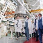 ОДК и «Газпром» провели совещание по вопросам стратегического сотрудничества