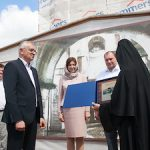 «Гомельтранснефть Дружба» передала базу отдыха «Суя» Спасо-Евфросиниевскому монастырю