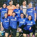 Футбольная команда новосибирского «РЭС» стала призёром городского турнира по мини-футболу
