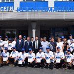 В Костромаэнерго торжественно открыли седьмой сезон студенческих отрядов