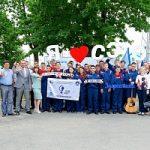 В Липецкэнерго открылся новый сезон студенческих отрядов электросетевого комплекса России