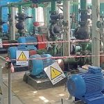 Витебская ТЭЦ заменит насос коагулированной воды