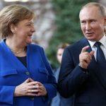 В ФРГ назвали «подарком Меркель для Путина» соглашение по «Северному потоку 2» с США