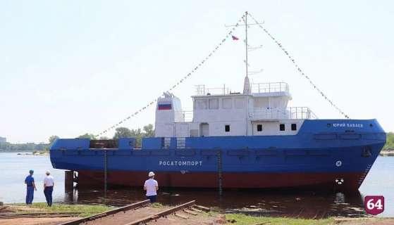 катер ледового класса Ice 3 проекта Е35.Г «Юрий Осокин»
