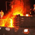 Пожарные тушат второй за день пожар на НЛМК в Липецке – ГУМЧС