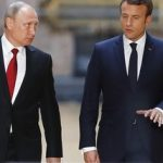Путин и Макрон обсудили ситуацию в Афганистане и вокруг СВПД
