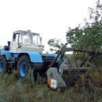 «ФСК ЕЭС» расчистит с помощью мульчера 278 га трасс ЛЭП в Ростовской области